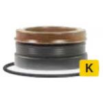 Ремкомплект уплотнений (3x4 части)