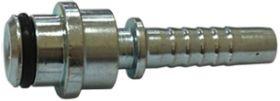 Прессниппель DN08, оцинк.сталь