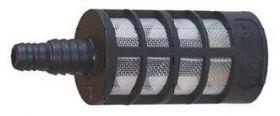 Фильтр входной со штуцером 3/4 для всасывающего шланга.