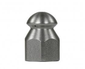Форсунка каналопромывочная (с боем вперед и назад, вход 1/4внут, 1х3 отверстие, размер 060)