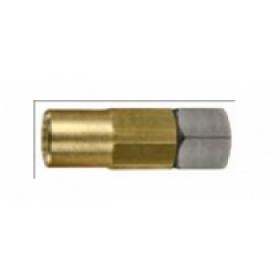 Вращ. соединения ST-301, 350bar, нерж.сталь/латунь, 1/4внут-3/8внут