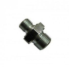 R+M 570858, Переходник 3/8внеш - 3/4внеш, 400bar, оцинк.сталь