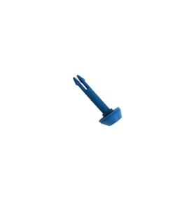Фиксирующий болт пружины заборной пластиковой трубки