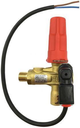 Регулятор давления UNICONTROL magnetic total stop, 310 bar, 6-30 l/min